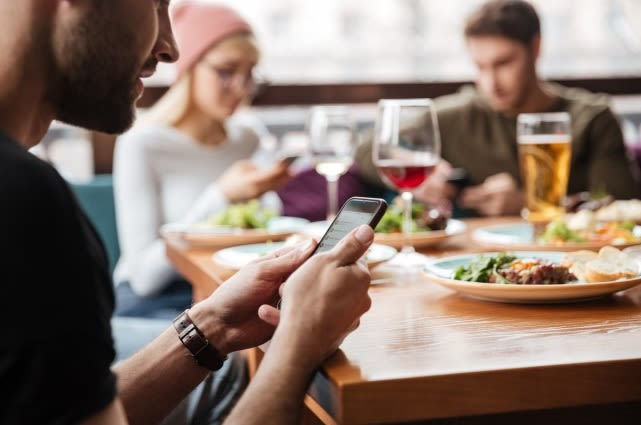 Customer ratings can help improve your restaurant reputation